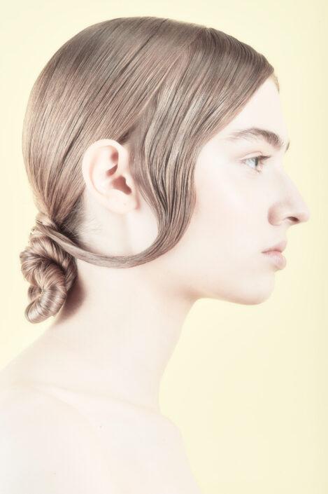 femme coiffure photo profil beauté